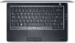 Dell Latitude E6330 - изглед отгоре